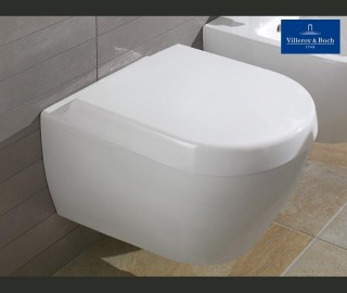 WC VILLEROY & BOCH SUBWAY 2.0